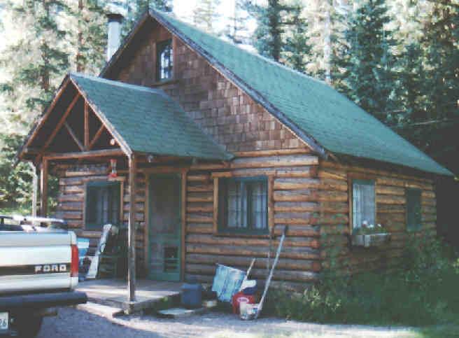 Los Pinos Cabin