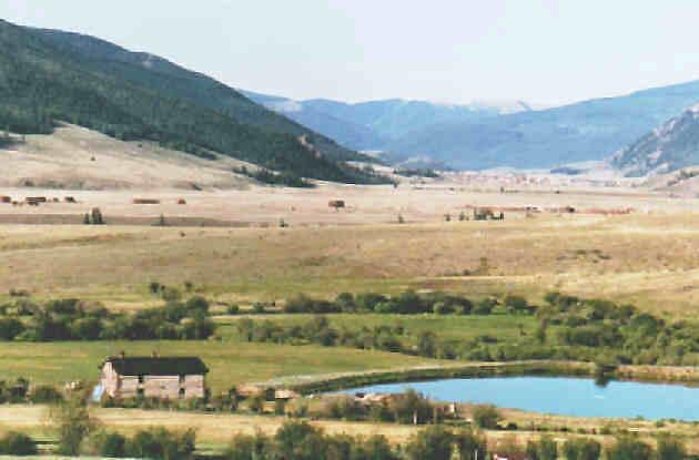 Creede Valley