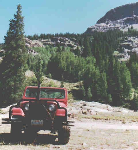 Resting Jeep ;-)
