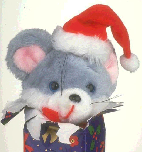 xmas-mouse